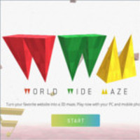 World Wide Maze